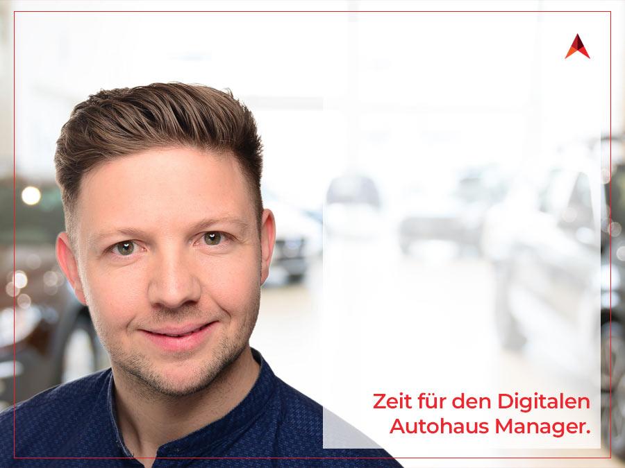 Zeit für den Digitalen Autohaus Manager